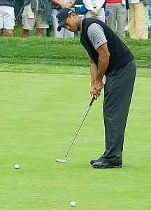 Tiger Woods: Selbstgespräche lassen besser golfen (Foto: FlickrCC/Jim Epler)