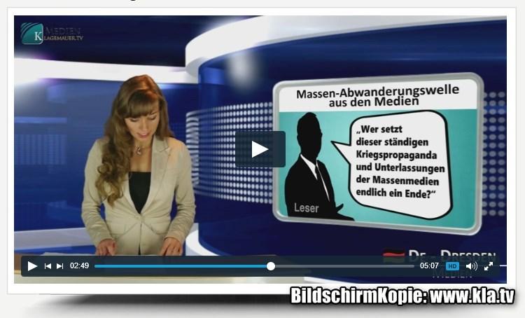 [ Schweiz! } Massen-Abwanderungswelle aus den Medien!
