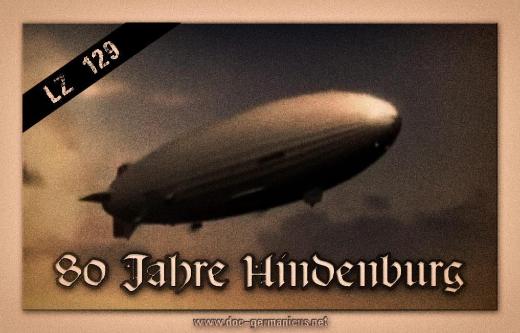 """LZ 129 """"Hindenburg"""