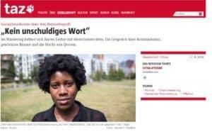 """http://www.taz.de/!5525323/: Sozialdemokratin über den Heimatbegriff """"Kein unschuldiges Wort"""""""