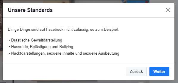 Automatische ZENSUR-FILTER bei Facebook!