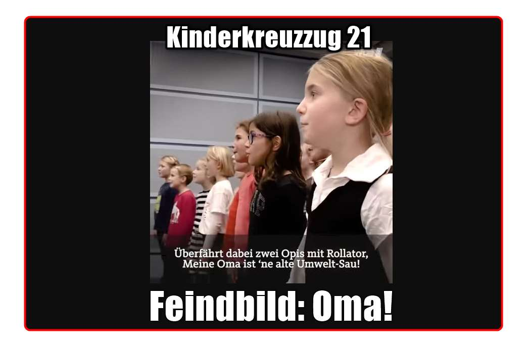 WDR: Feindbild: OMA!