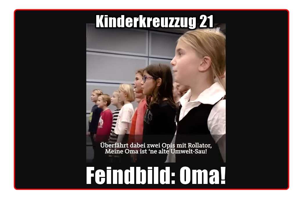 [ FeindBilder! } Omas schwimmen im Geld und fahren Opas über den Haufen!