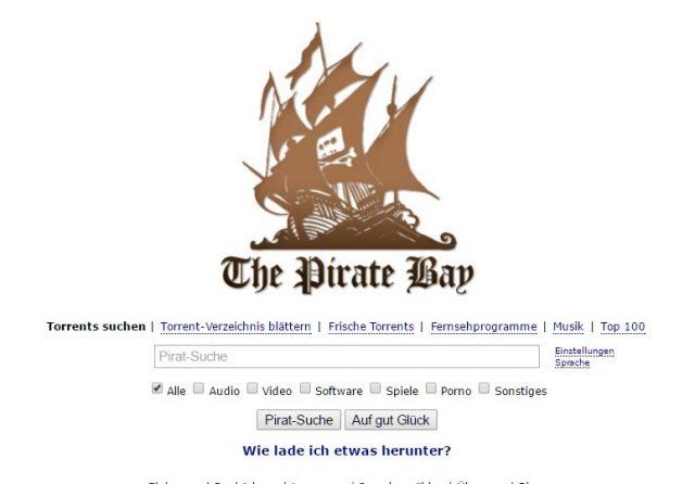 Pirate Bay: Die Bucht in der die Piraten sich wohl fühlen!