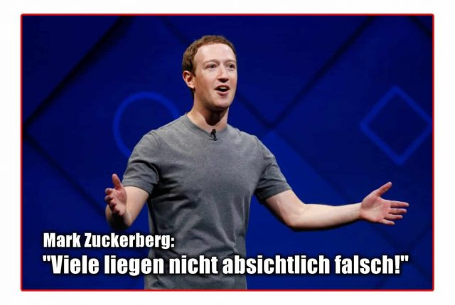 Mark Zuckerberg (Facebook):