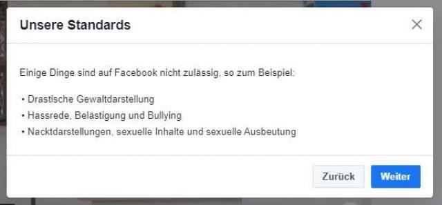 Automatische ZENSUR-FILTER bei Facebook!