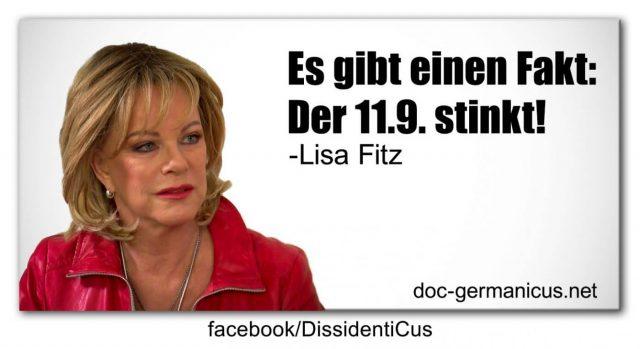 Lisa Fitz: Die ganze Geschichte ist eine einzige Kette von Verschwörungen!