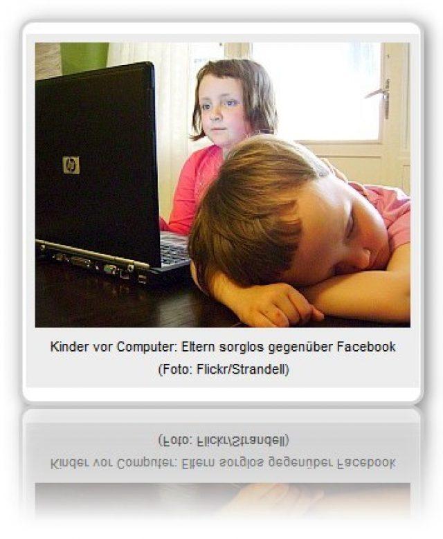 Kinder PC FaceBook