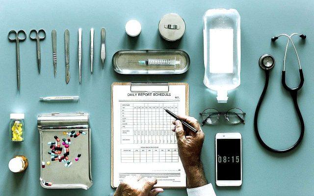 Medizin, Photo: Pexels